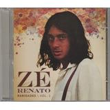 Zé Renato   Cd Raridades Vol 1   Original