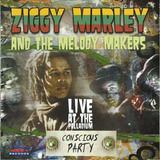 Ziggy Marley And The Melody Makers   Cd Reggae