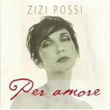 Zizi Possi Per Amore   Cd Mpb