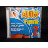 Zueira Funk 2   Coletânea   Inclui Bonde Do Tigrão   Cd