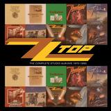 Zz Top   The Complete Studio Albums   Box Cd    Ouvir