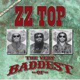 Zz Top   The Very Baddest Of Zz Top Cd  Original Lacrado