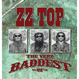 Zz Top The Very Baddest Of   Cd Rock