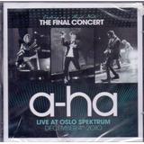 a-ha-a ha Cd A ha The Final Concert 2010