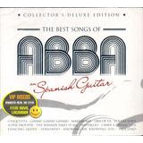 abba-abba Cd Abba On Spanish Guitar Duplo Importado Lacrado Raro