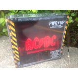 acdc-acdc Acdc Cd Power Up Deluxe Lacrado Pronta Entrega