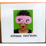 adriana calcanhotto-adriana calcanhotto Cd Adriana Calcanhotto Partimpim Novo Lacrado