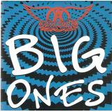aerosmith-aerosmith Cd Aerosmith Big Ones