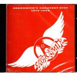 aerosmith-aerosmith Cd Aerosmiths Greatest Hits 1973 1988