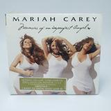 agnela-agnela Cd Mariah Carey Memoirs Of An Imperfect Angel Digipac