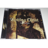 agnela-agnela Rotting Christ Sleep Of The Angels cd Lacrado