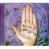 alanis morissette-alanis morissette Cd Alanis Morissette The Collection As Melhores