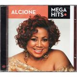alcione-alcione Alcione Cd Mega Hits Novo Lacrado Original
