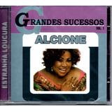 alcione-alcione Cd Alcione Grandes Sucessos Vol 1