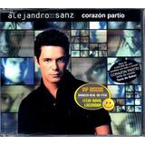 alejandro sanz-alejandro sanz Single Alejandro Sanz Cd Corazon Partio 7 Faixas Lacrado