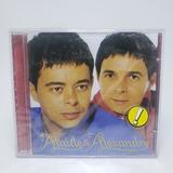 alexandra stan-alexandra stan Cd Ataide E Alexandre Laco Aberto Original Lacrado