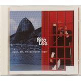 aliados-aliados Cd Rita Lee Aqui Ali Em Outro Lugar Abril 2001 Minha Vida
