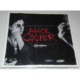 alice cooper-alice cooper Alice Cooper A Paranormal Evening At The Olympia Paris 2cd