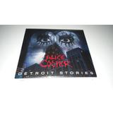 alice cooper-alice cooper Alice Cooper Detroit Stories digipak cddvd Lacrado