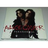 alice cooper-alice cooper Alice Cooper Paranormal 2 Cd Digipak Lacrado