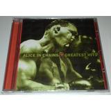 alice in chains-alice in chains Alice In Chains Greatest Hits cd Lacrado