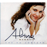 aline barros-aline barros Aline Barros Cd Voz Do Coracao Novo Original Lacrado