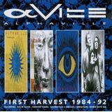 alphaville-alphaville Cd Alphaville First Harvest 1984 92