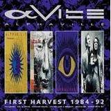 alphaville-alphaville Cd Cd First Harvest 1984 1992 A Alphaville