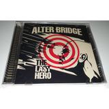 alter bridge-alter bridge Alter Bridge The Last Hero cd Lacrado