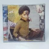 america-america Cd Lenny Kravit Black And White America Original Lacrado