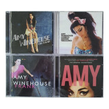 amy winehouse-amy winehouse 4 Cds Amy Winehouse