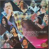 anderson freire-anderson freire Cd Anderson Freire E Amigos Bonus 4 Play backs