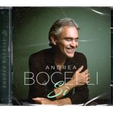 andrea bocelli-andrea bocelli Cd Andrea Bocelli Si