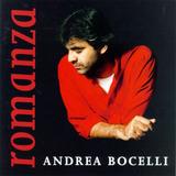 andrea bocelli-andrea bocelli Cd Lacrado Andrea Bocelli Romanza 1996