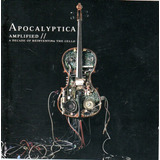 apocalyptica-apocalyptica Cd Apocalyptica Amplified A Decade Of Reinventing The Cellos