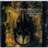 apocalyptica-apocalyptica Cd Apocalyptica Inquisition Symphony