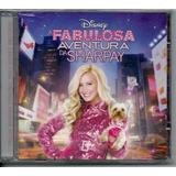 ashley tisdale-ashley tisdale Cd A Fabulosa Aventura Da Sharpay Disney Ashley Tisdale