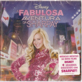 ashley tisdale-ashley tisdale Cd Trilha Sonora Do Filme A Fabulosa Aventura Da Sharpay