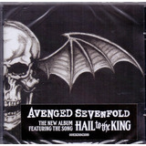 avenged sevenfold-avenged sevenfold Cd Avenged Sevenfold Hail To The King