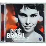avenida brasil (novela)-avenida brasil (novela) Cd Avenida Brasil Nacional 2 Novela Ga