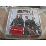 b2k-b2k Cd B2k Pandemonium Incluindo Novo Hit Bump Bump Bump Lacrado