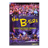 b52 s-b52 s Dvd Cd The B 52s With The Wild Crowd Live In Athens Ga