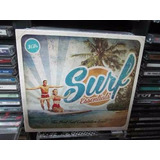 beach boys-beach boys Surf Essentials 3 Cds Raro Novo Shadows Beach Boys Dick Dale