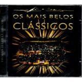 belo-belo Cd Os Mais Belos Classicos Frederico Chopin