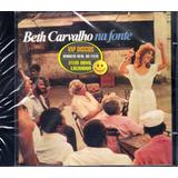 beth carvalho-beth carvalho Cd Beth Carvalho Na Fonte Original Novo Lacrado Raro