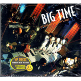 big time rush-big time rush Cd Big Time Orchestra Ao Vivo No Bourbon Street Lacrado Raro
