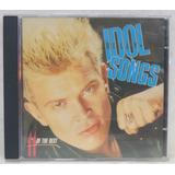 billy idol-billy idol Billy Idol Songs Of The Best Cd Original Nacional Frete 15