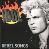 billy idol-billy idol Cd Billy Idol Rebel Songs