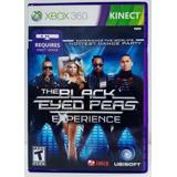 black eyed peas-black eyed peas Game Xbox 360 The Black Eyed Peas Original Novo Cd Fisico