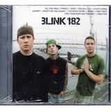 blink 182-blink 182 Cd Blink 182 Icon Original Lacrado